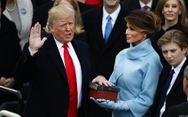 Người hâm mộ tổ chức 'lễ nhậm chức lần 2' cho ông Trump, Facebook dán cảnh báo
