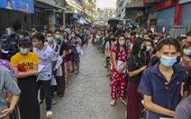 Ổ dịch lớn ở chợ hải sản Thái Lan đã hơn 1.000 ca