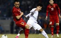 Tuyển Việt Nam thắng đội U22 3-2 trong trận giao hữu tại Quảng Ninh