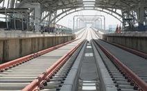 Metro số 1 Bến Thành - Suối Tiên chưa đạt kế hoạch năm 2020 vì COVID-19