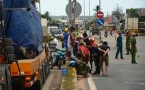 Tại nạn giao thông tại ngã tư không đèn tín hiệu khiến nữ sinh chết thảm