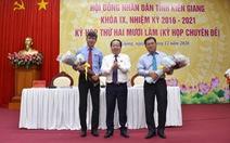 Bầu bổ sung 1 phó chủ tịch UBND tỉnh Kiên Giang