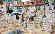 Xuất khẩu gạo của Thái Lan giảm xuống mức thấp nhất trong vòng 20 năm