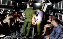 Lại phát hiện hàng chục người 'phê' ma túy tại karaoke Victory ở Bình Tân
