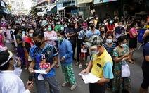 Một tỉnh hơn 1.000 người xét nghiệm dương tính, Thái Lan gặp 'ác mộng' dịp cuối năm