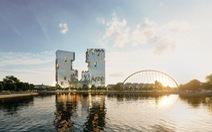 Ecopark xây tháp đôi cao nhất Hải Dương