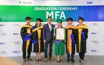 Manulife Việt Nam tôn vinh tư vấn viên với lễ tốt nghiệp Master Financial Advisor