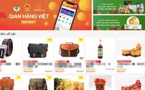 Mực khô, nước mắm 'chuẩn' Việt sẽ có gian hàng riêng trên online