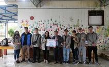 EZVIZ trao quà cho các em nhỏ làng trẻ Hòa Bình và Thiện Nhân