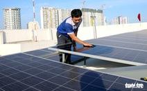 Chưa có hướng dẫn mới, dừng ký hợp đồng điện mặt trời mái nhà từ cuối năm