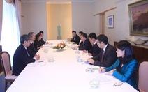 Chủ tịch HĐQT VietinBank gặp mặt song phương với Đại sứ Nhật Bản tại Việt Nam