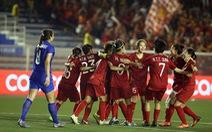 Tuyển nữ Việt Nam sáng cửa dự World Cup 2023