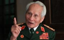 Trung tướng Nguyễn Quốc Thước được trao danh hiệu Anh hùng lực lượng vũ trang