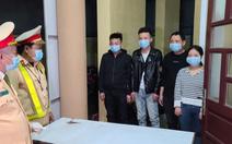 Thưởng nóng CSGT phát hiện 2 vụ người Trung Quốc nhập cảnh trái phép
