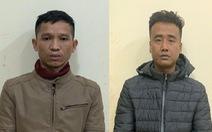 Bắt 4 người đàn ông đưa 9 người Trung Quốc nhập cảnh trái phép về Hà Nội