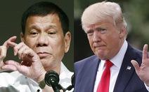 Ông Duterte: 'Mỹ không đưa vắcxin thì binh sĩ Mỹ khỏi ở lại Philippines'