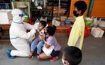 Thái Lan tính việc hợp pháp hóa 1 triệu lao động nhập cư để quản lý dịch