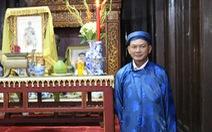 Cháu nội vua Thành Thái qua đời trong cảnh nghèo khó