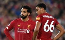 Vì sao Salah bị lép vế?
