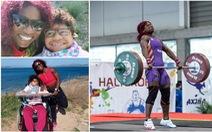 Nhà vô địch cử tạ và con gái bại não sắp... vô gia cư vì dịch