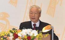 Tổng bí thư, Chủ tịch nước Nguyễn Phú Trọng: 'Phải kỷ luật, kỷ luật vài người để cứu muôn người'