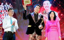 Vinh danh nghệ sĩ Chí Tài tại Gala nghệ sĩ, doanh nhân có trái tim nhân ái