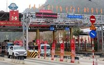 Bộ Giao thông vận tải quyết định việc thu phí ở các trạm BOT đặc thù