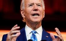 Ông Biden: Điều tốt đẹp tôi làm là ngăn ông Trump có nhiệm kỳ 2