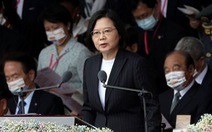 Bà Thái Anh Văn muốn thúc đẩy thỏa thuận thương mại Đài Loan - Mỹ