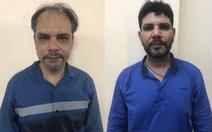 Bắt hai người Pakistan cướp giật táo tợn ở TP.HCM