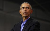 Ông Obama: 'Tôi ngán COVID-19 và sẽ hăng hái tiêm vắc xin'
