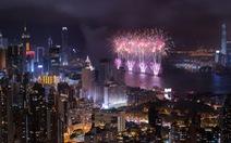 Hong Kong lần đầu tổ chức đón giao thừa trực tuyến
