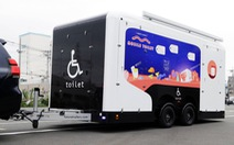 Nhà vệ sinh di động dành cho người ngồi xe lăn