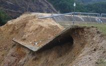 Vụ kênh thủy lợi 4.300 tỉ bị vỡ ở Thanh Hóa: Do nền địa chất có cấu trúc phức tạp