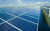 Nhà máy điện mặt trời đầu tiên tại Vĩnh Long hòa lưới