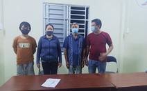 4 công dân Việt đi bộ tà tà từ Campuchia về nhập cảnh Việt Nam trái phép