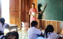 Giải bài toán thiếu gần 70.000 giáo viên