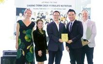 Herbalife Việt Nam vinh dự nhận Giải thưởng Trách nhiệm Xã hội Doanh nghiệp 2020