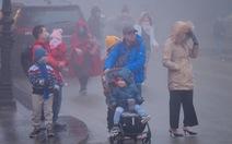 Miền Bắc đón đợt không khí lạnh cuối tuần, Hà Nội 17 độ C