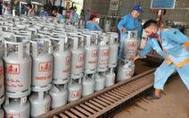 Giá gas tăng mạnh 27.500 đồng mỗi bình 12kg ngày đầu năm mới