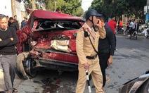 11 người chết vì tai nạn giao thông trong ngày đầu năm 2021