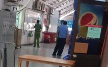 Trưởng ban quản lý chợ Kim Biên bị bảo vệ đâm chết tại nơi làm việc