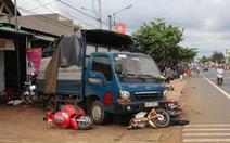 Truy tố tài xế chở quá tải gây tai nạn làm 6 người chết
