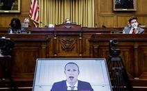 40 bang Mỹ cùng ký đơn kiện Facebook