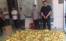 Phá hàng chục ngàn vụ buôn ma túy qua biên giới
