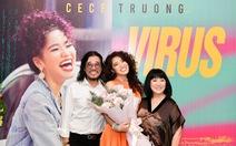 Con gái Cẩm Vân, Khắc Triệu ra mắt 'Virus'