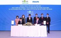 Nova Healthcare Group hợp tác phát triển hệ thống y tế tại NovaWorld Phan Thiết, Aqua City