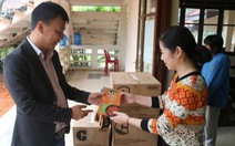 Tuổi Trẻ và Greenfeed Việt Nam mang thực phẩm sạch cho trẻ em tỉnh Thừa Thiên Huế