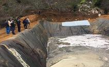 Sơn La tạm dừng một nhà máy cấp nước, đình chỉ 2 xưởng sơ chế cà phê