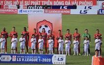Bóng đá chuyên nghiệp Việt Nam: Nhiều CLB vẫn 'ăn bám' Nhà nước